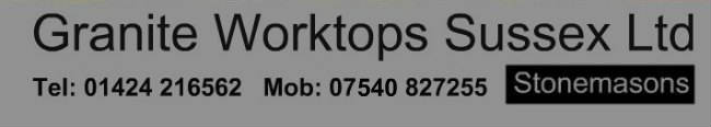 granite worktops logo